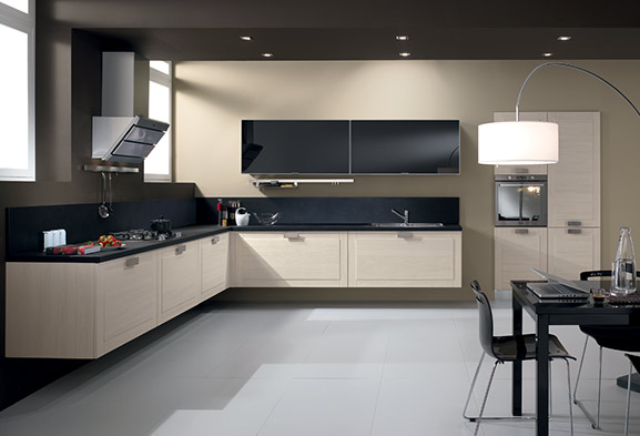 Amazing Cucine Spar Moderne Galleries - Carolineskywalker ...